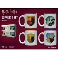 Harry Potter - Pack 4 tasses Espresso House Pride