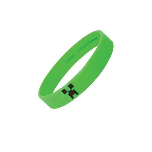 Creeper /& Diamant Minecraft En Caoutchouc Silicone Bracelet Bracelet