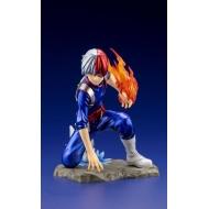 My Hero Academia - Statuette ARTFXJ 1/8 Shoto Todoroki Limited Edition 16 cm