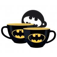 Batman - Mug Cappuccino Bat-Signal