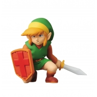 Nintendo - Mini figurine Medicom UDF Link (The Legend of Zelda) 6 cm