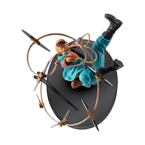 One Piece - Figurine SCultures Big Z4 Vol07 Pauly 14cm