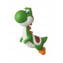 Nintendo - Mini figurine Medicom UDF Yoshi 6 cm