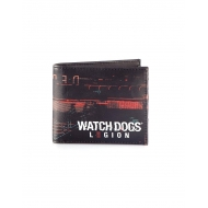 Watch Dogs Legion - Porte-monnaie Bifold All Over Print