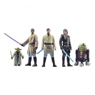 Star Wars Celebrate the Saga - Pack 5 figurines The Jedi Order 10 cm