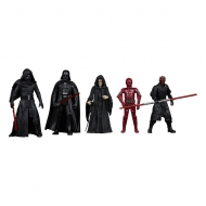 Star Wars Celebrate the Saga - Pack 5 figurines Sith 10 cm