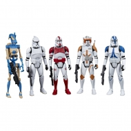 Star Wars Celebrate the Saga - Pack 5 figurines Galactic Republic 10 cm