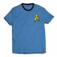 Star Trek - T-Shirt Ringer Medical Uniform