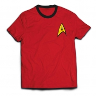 Star Trek - T-Shirt Ringer Engineer Uniform