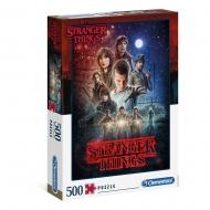 Stranger Things - Puzzle Saison 1 (500 pièces)