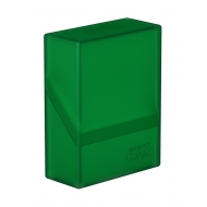Ultimate Guard - Boulder™ Deck Case 40+ taille standard Emerald