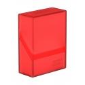 Ultimate Guard - Boulder™ Deck Case 40+ taille standard Ruby