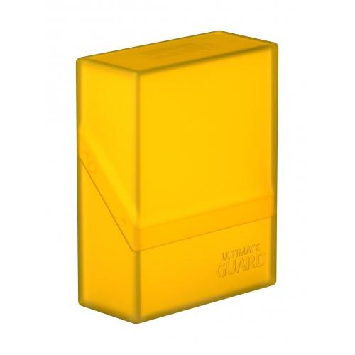 Ultimate Guard - Boulder™ Deck Case 40+ taille standard Amber