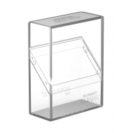 Ultimate Guard - Boulder™ Deck Case 40+ taille standard Transparent