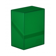 Ultimate Guard - Boulder™ Deck Case 60+ taille standard Emerald