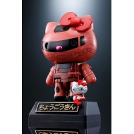 Hello Kitty - Figurine Diecast Chogokin Hello Kitty Char's Zaku II Ver. 11 cm