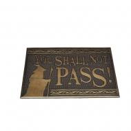Le Seigneur des Anneaux - Paillasson You Shall Not Pass 40 x 60 cm