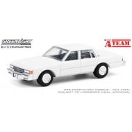 L'agence tous risques - Réplique 1/64 métal Chevrolet Caprice Classic 1980