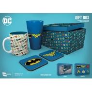 DC Comics - Coffret cadeau Logos DC Comics