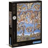 Puzzle Michelangelo Museum Collection Universal Judgement