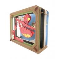 Porco Rosso Paper - Model Kit Paper Theater Adriatic Sea