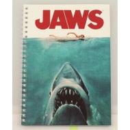 Les Dents de la mer - Cahier Movie Poster