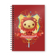 Harry Potter - Cahier Gryffindor Kids