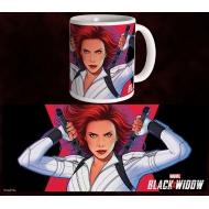 Black Widow - Mug White Widow