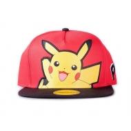 Pokémon - Casquette Snapback Pikachu Pop Art