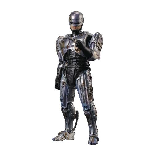 Robocop - Figurine 1/18 Battle Damage Robocop Previews Exclusive 11 cm