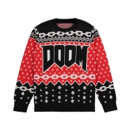 Doom - Sweat Christmas Logo Doom