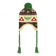 The Legend of Zelda - Bonnet de ski Triforce Laplander