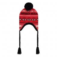 Spider-Man - Bonnet de ski Spidey Laplander