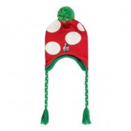 Super Mario - Bonnet de ski Piranha Plant Laplander