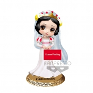 Disney - Figurine Q Posket Blanche Neige Dreamy Style Ver. A 14 cm