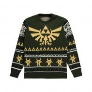 The Legend of Zelda - Sweat Christmas Triforce
