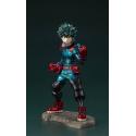 My Hero Academia - Statuette ARTFXJ 1/8 Izuku Midoriya Hero Fes. Limited Edition 21 cm