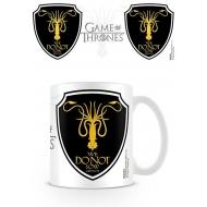 Le Trône de fer - Mug Greyjoy
