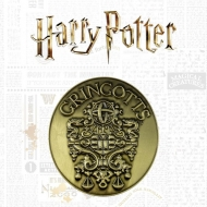 Harry Potter - Médaillon Gringotts Crest Limited Edition