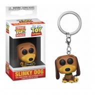 Toy Story - Porte-clés Pocket POP! Dog 4 cm