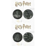 Harry Potter - Pack 2 pièces de collection Dumbledore's Army: Neville & Luna Limited Edition