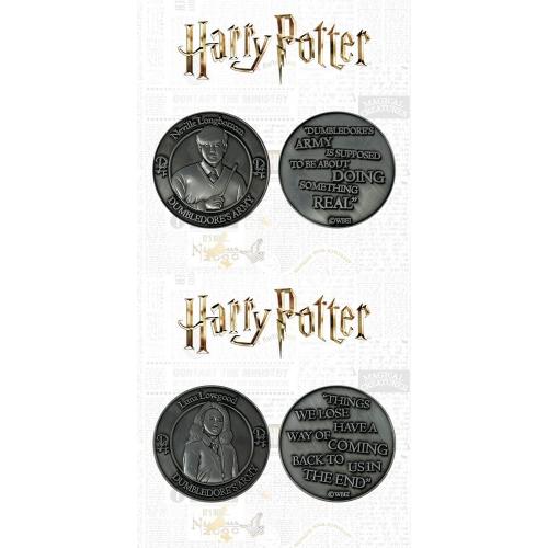 Harry Potter - Pack 2 pièces de collection Dumbledore's Army: Neville & Luna Limited Edition