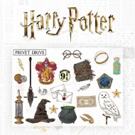 Harry Potter - Stickers repositionnables Characters