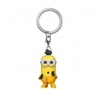 Les Minions II - Porte-clés Pocket POP! Kung Fu Kevin 4 cm