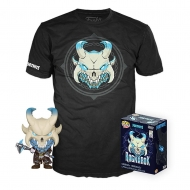 Fortnite - Set Figurine POP! & T-Shirt Ragnarok