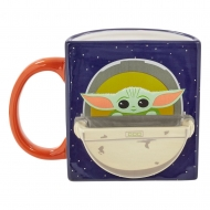 Star Wars The Mandalorian - Mug Cookie Holder The Child Drink Time