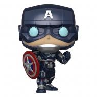 Marvel 's Avengers - Figurine POP! Captain America 9 cm