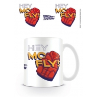 Retour vers le Futur - Mug Hey McFly
