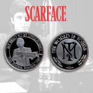 Scarface - Pièce de collection The World Is Yours