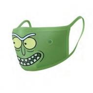 Rick et Morty - Pack 2 Masques en tissu Pickle Rick